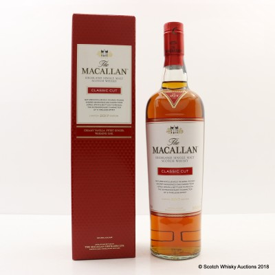 Macallan Classic Cut 2017 Release 75cl