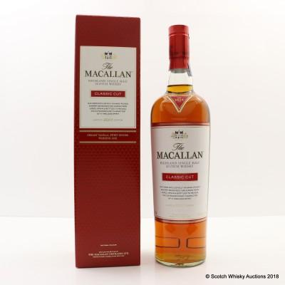 Macallan Classic Cut 2017 Release 75cl