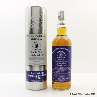 Clynelish 1996 21 Year Old Signatory Whisky Exchange Exclusive