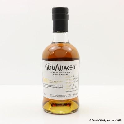 GlenAllachie 1990 50th Anniversary Bottling 50cl