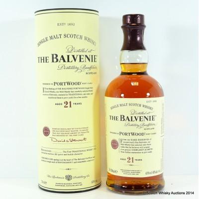 Balvenie Port Wood 21 Year Old
