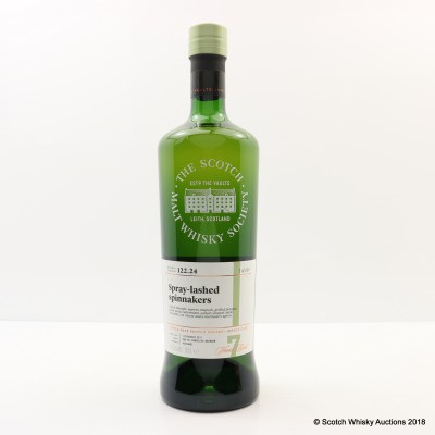 SMWS 122.24 Croftengea (Loch Lomond) 2011 7 Year Old