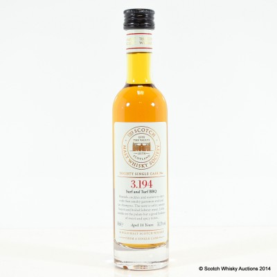 SMWS 3.194 Bowmore 14 Year Old 10cl