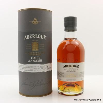 Aberlour Casg Annamh Batch #1