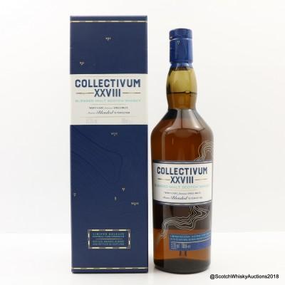 Collectivum XXVIII Blended Malt 2017 Release