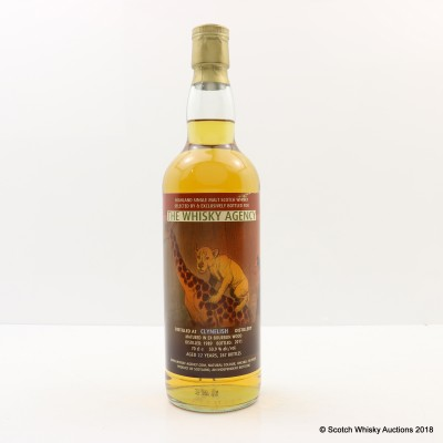 Clynelish 1989 22 Year Old Whisky Agency