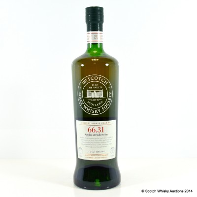 SMWS 66.31 Ardmore 11 Year Old