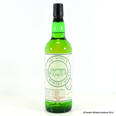 SMWS 76.53 Mortlach 1996 10 Year Old