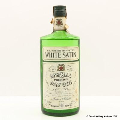 Sir Robert Burnett's White Satin Dry Gin 75cl