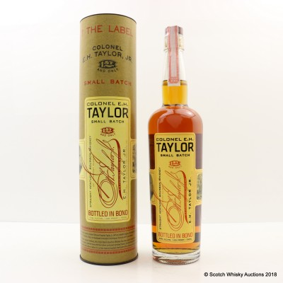 Colonel E.H Taylor Small Batch Kentucky Bourbon 75cl
