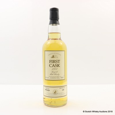 Mannochmore 1977 22 Year Old First Cask