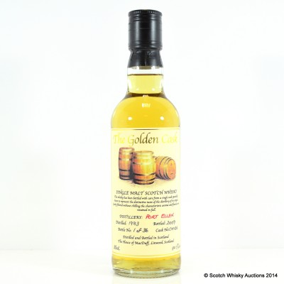Port Ellen 1983 Golden Cask 35cl