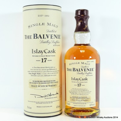 Balvenie Islay Cask 17 Year Old