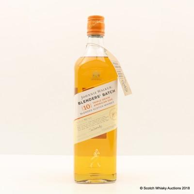 Johnnie Walker Blenders' Batch #3 Triple Grain American Oak 75cl
