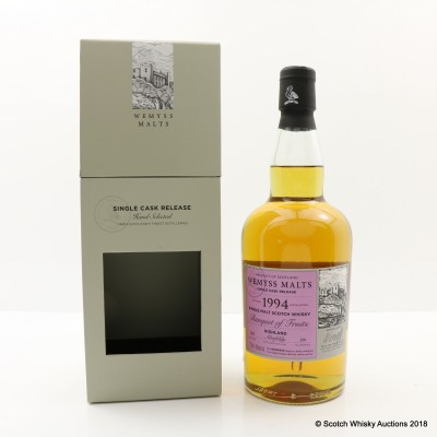 Aberfeldy 1994 'Banquet Of Fruits' Wemyss Malts