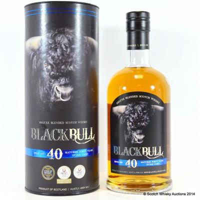 Black Bull 40 Year Old Duncan Taylor