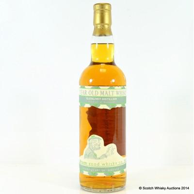 Glenlivet 11 Year Old The Dram Good Whisky Co