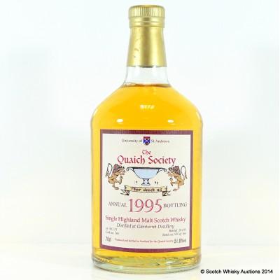 Glenturret The Quaich Society Annual Bottling 1995