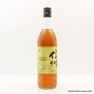 Mars Blended Whisky 72cl