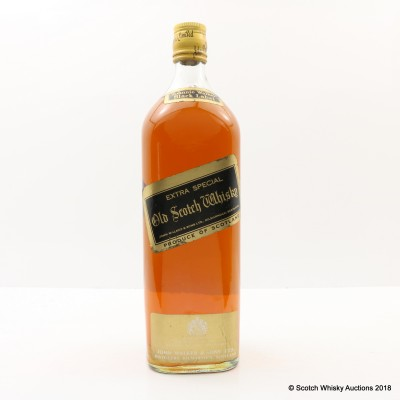 Johnnie Walker Black Label Extra Special 1L