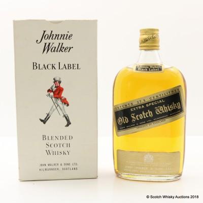 Johnnie Walker Black Label Extra Special 37.5cl