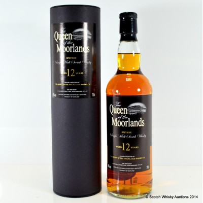 Queen Of the Moorlands Speyside 12 Year Old