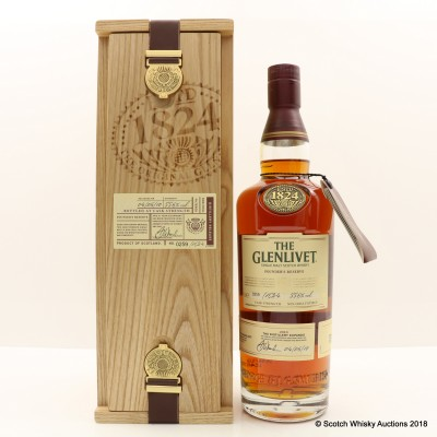 Glenlivet Founder's Reserve Distillery Release