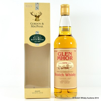 Glen Mhor 1979 G&M