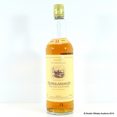 Glenglassaugh 12 Year Old 75cl