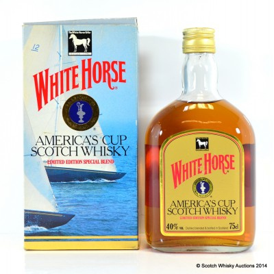 White Horse America's Cup 75cl