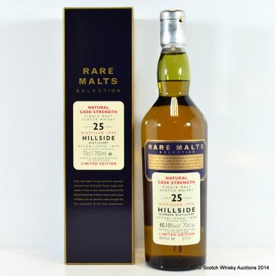 Rare Malts Hillside 1970 25 Year Old
