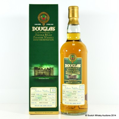 Aultmore 1996 13 Year Old Douglas Of Drumlanrig