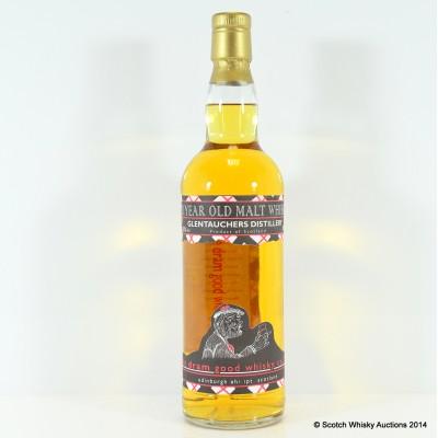 Glentauchers 1985 11 Year Old The Dram Good Whisky Co