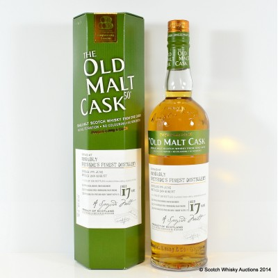 Probably Speyside's Finest Distillery 1991 17 Year Old OMC
