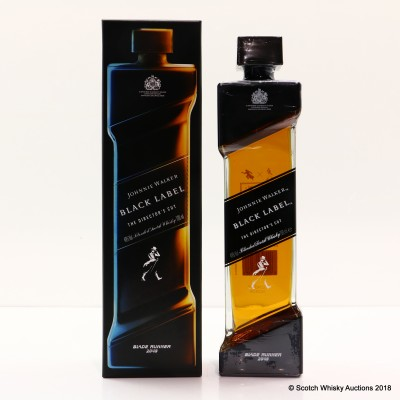 Johnnie Walker Black Label Blade Runner 2049 Director's Cut