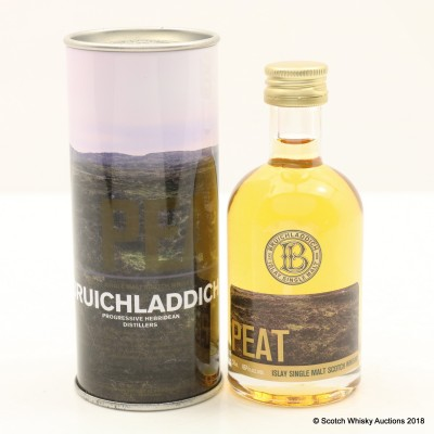 Bruichladdich Peat Mini 5cl
