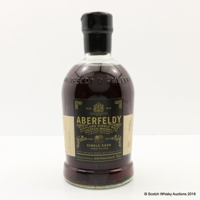 Aberfeldy 1999 Hand Filled Single Cask #3