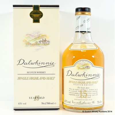 Dalwhinnie 15 Year Old Old Style