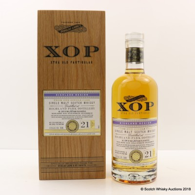 Highland Park 1996 21 Year Old XOP