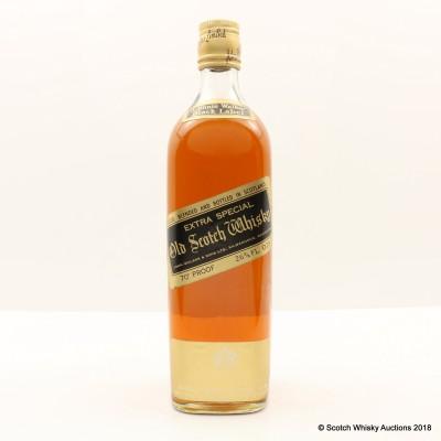 Johnnie Walker Black Label Extra Special 26 2/3 Fl Oz