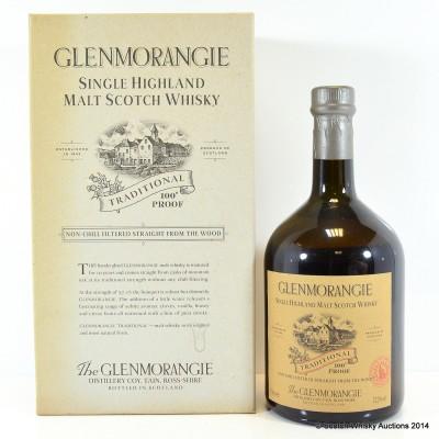 Glenmorangie Traditional 100° Proof 1L