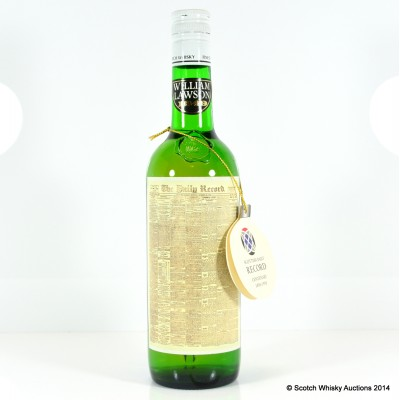 William Lawson's Blended Whisky