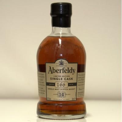 Aberfeldy 14 y/o single cask