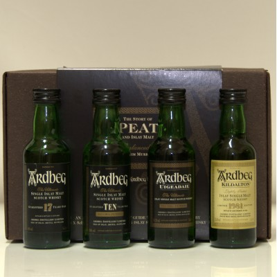 Ardbeg Story of Peat