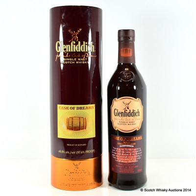 Glenfiddich Cask of Dreams 2011 Edition 75cl