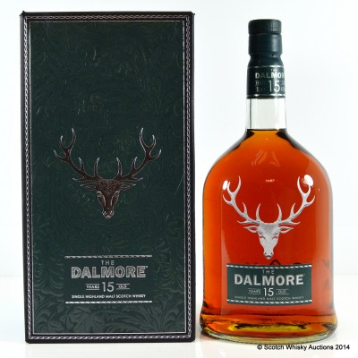Dalmore 15 Year Old 1L