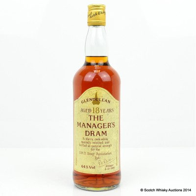 Scotch Whisky Auctions The 40th Auction Manager 39 S Dram