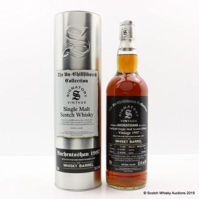Auchentoshan 1997 21 Year Old Signatory For The Whisky Barrel