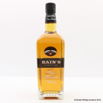 Bain's Cape Mountain South African Whisky 75cl