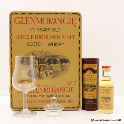 Glenmorangie 10 Year Old Mini 5cl & Glass Set